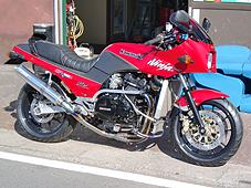 GPZ900R改