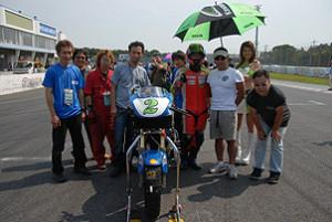K'zFACTORYはモータースポーツに参戦しています!